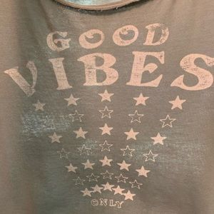 True Craft Tops - True Craft Good Vibes Top Sz L